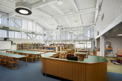 Wallace-Contracting-East-Brunswick-Memorial-School-library